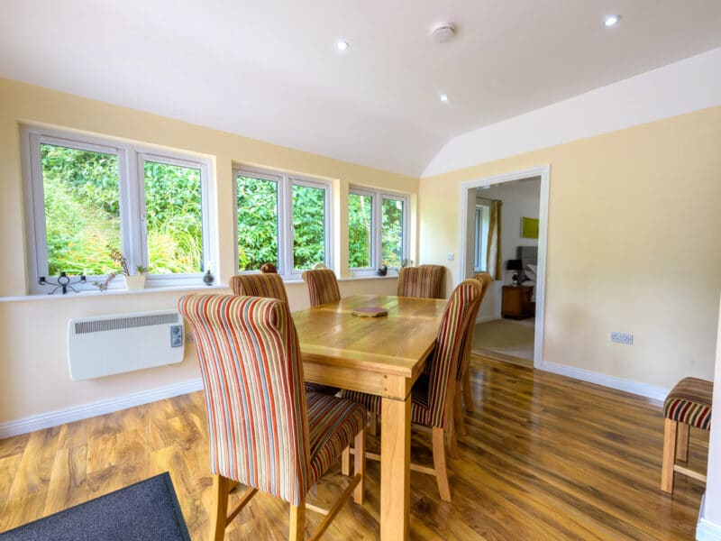 Dining Room - Buxted Sussex Holiday Cottage