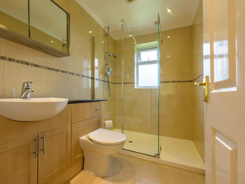 Shower Room 2 - Buxted Sussex Holiday Cottage